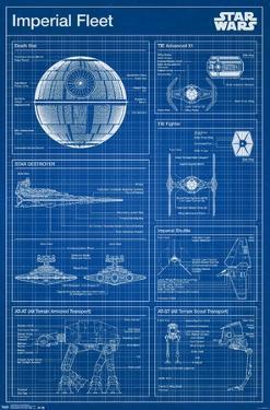 Star Wars: Saga - Imperial Blueprint