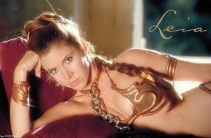 STAR WARS: SAGA - PRINCESS LEIA