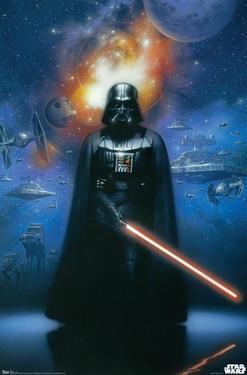 Star Wars: Saga - Vader in Space
