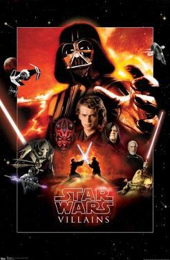 Star Wars: Saga - VIllains