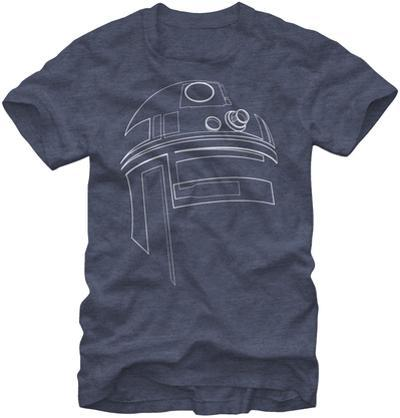 Star Wars-Simple R2D2