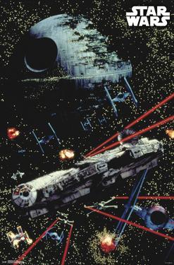 Star Wars - Space Battle