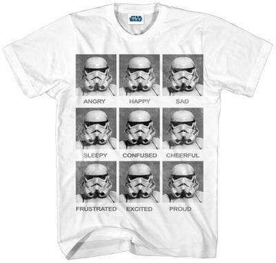 Star Wars- Stormtrooper Today I Am