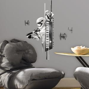 Star Wars Stormtroopers Peel & Stick Wall Decals