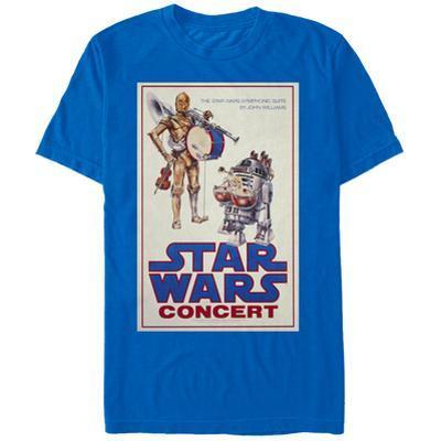 Star Wars- Symphony Suite Concert Poster