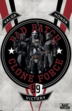 Star Wars: The Bad Batch - Badge