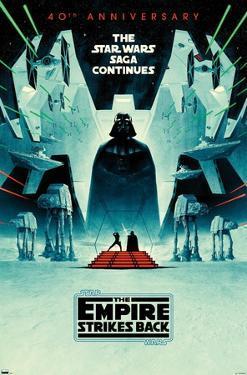 Star Wars: The Empire Strikes Back - 40th Anniversary