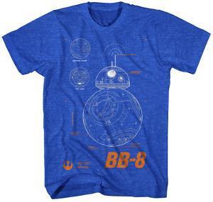 Star Wars The Force Awakens- BB-8 Plans