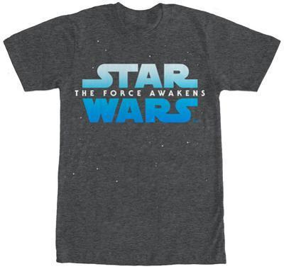 Star Wars The Force Awakens- Blue Shift Logo