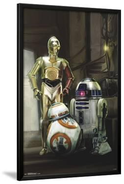 Star Wars: The Force Awakens - Droids