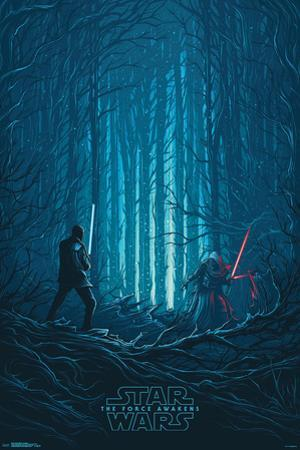 Star Wars: The Force Awakens- Forrest Duel