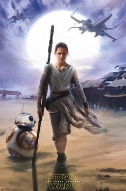 Star Wars: The Force Awakens - Rey