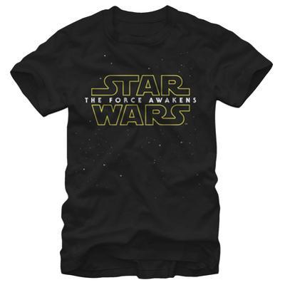 Star Wars The Force Awakens- Starry Logo