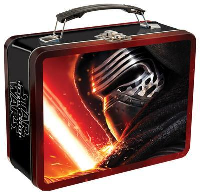Star Wars: The Force Awakens Tin Lunch Box