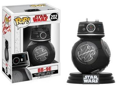 Star Wars: The Last Jedi - BB-9E POP Figure