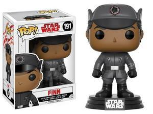 Star Wars: The Last Jedi - Finn POP Figure