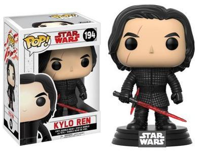 Star Wars: The Last Jedi - Kylo Ren POP Figure