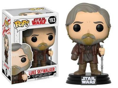 Star Wars: The Last Jedi - Luke Skywalker POP Figure