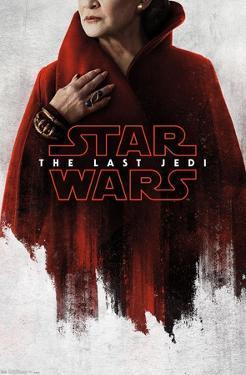 Star Wars: The Last Jedi - Red Leia