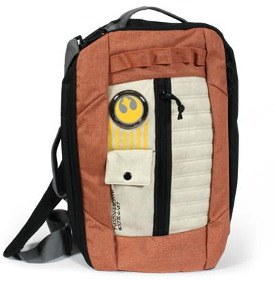 Star Wars: The Last Jedi - Resistance Pilot Backpack