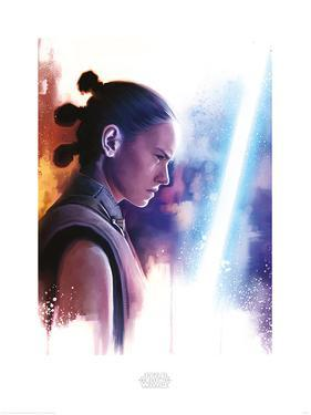 Star Wars: The Last Jedi - Rey Lightsaber Paint