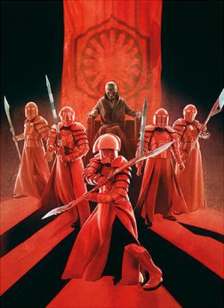 Star Wars: The Last Jedi - Snoke & Elite Guards