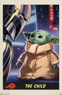 Star Wars: The Mandalorian - Child Number 11
