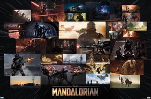 STAR WARS: THE MANDALORIAN - CREDIT ILLUSTRATIONS