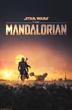 Star Wars: The Mandalorian - D23 One Sheet