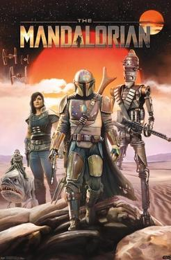 STAR WARS: THE MANDALORIAN - GROUP
