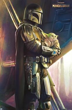 Star Wars: The Mandalorian - Held