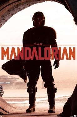 Star Wars: The Mandalorian - Key Art