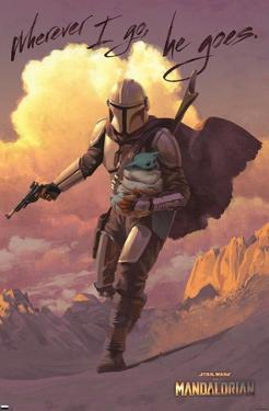 Star Wars: The Mandalorian - Protect