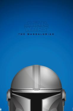 Star Wars: The Mandalorian - S. Preston Mascot The Mandalorian