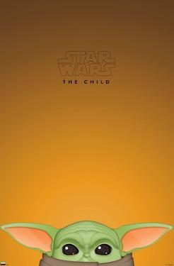 Star Wars: The Mandalorian - S. Preston The Child Minimalist