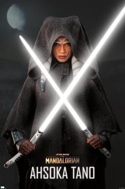 Star Wars The Mandalorian Season 2 - Ahsoka Lightsabers