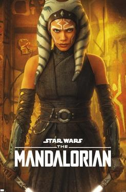 Star Wars: The Mandalorian Season 2 - Ahsoka One Sheet