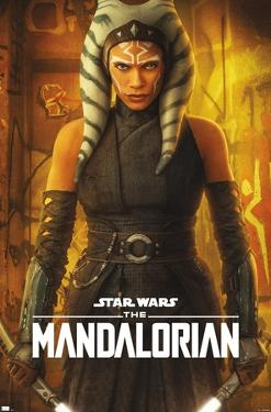 Star Wars: The Mandalorian Season 2 - Ahsoka One Sheet