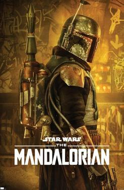 Star Wars: The Mandalorian Season 2 - Boba Fett One Sheet