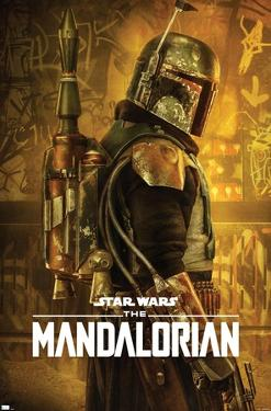 Star Wars: The Mandalorian Season 2 - Boba Fett One Sheet