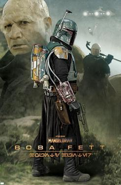 Star Wars: The Mandalorian Season 2 - Boba Fett