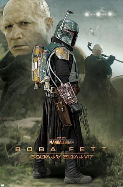 Star Wars: The Mandalorian Season 2 - Boba Fett