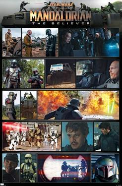 Star Wars: The Mandalorian Season 2 - Chapter 15 Grid