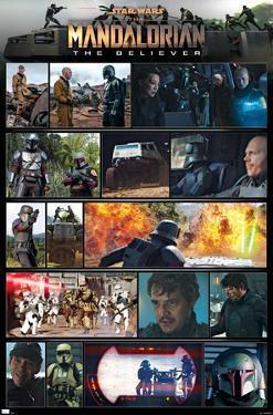 Star Wars: The Mandalorian Season 2 - Chapter 15 Grid