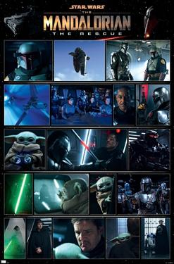 Star Wars: The Mandalorian Season 2 - Chapter 16 Grid