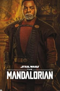 Star Wars: The Mandalorian Season 2 - Greef Karga