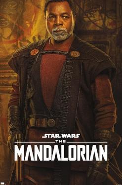 Star Wars: The Mandalorian Season 2 - Greef Karga