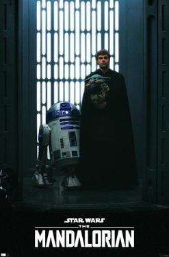 Star Wars: The Mandalorian Season 2 - Luke, Grogu and R2-D2