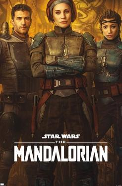 Star Wars: The Mandalorian Season 2 - Mandalorians