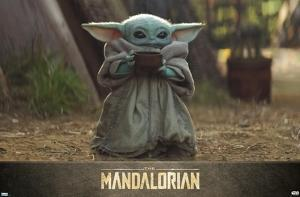 STAR WARS: THE MANDALORIAN - THE CHILD WITH SOUP
